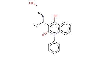CC(=NCCO)c1c(c2ccccc2n(c1=O)c3ccccc3)O