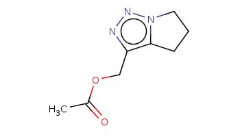 CC(=O)OCc1c2n(nn1)CCC2