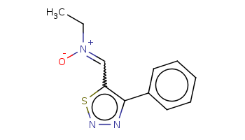 CC[N+](=Cc1c(nns1)c2ccccc2)[O-]