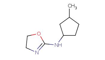 CC1CCC(C1)NC2=NCCO2