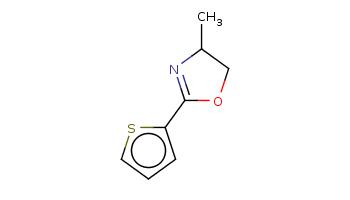 CC1COC(=N1)c2cccs2