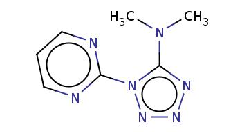 CN(C)c1nnnn1c2ncccn2