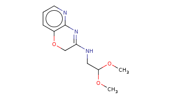 COC(CNC1=Nc2c(cccn2)OC1)OC