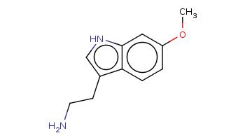 COc1ccc2c(c1)[nH]cc2CCN