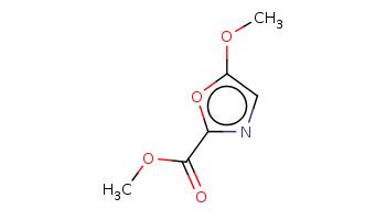 COc1cnc(o1)C(=O)OC