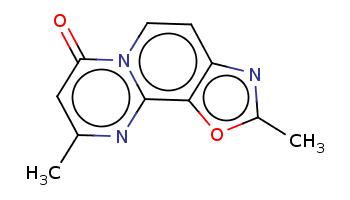 Cc1cc(=O)n2ccc3c(c2n1)oc(n3)C