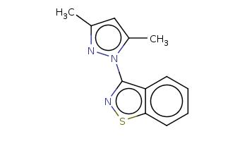 Cc1cc(n(n1)c2c3ccccc3sn2)C