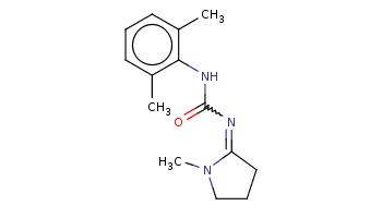 Cc1cccc(c1NC(=O)N=C2CCCN2C)C