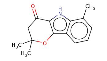 Cc1cccc2c1[nH]c3c2OC(CC3=O)(C)C