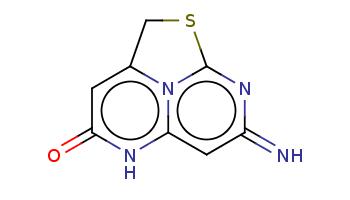 c1c2n3c(cc(=N)nc3SC2)[nH]c1=O