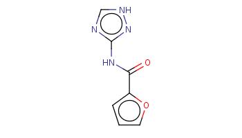 c1cc(oc1)C(=O)Nc2nc[nH]n2