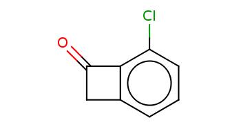 c1cc2c(c(c1)Cl)C(=O)C2