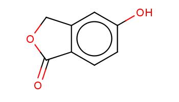 c1cc2c(cc1O)COC2=O