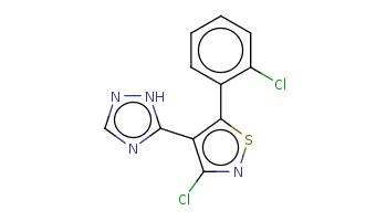 c1ccc(c(c1)c2c(c(ns2)Cl)c3[nH]ncn3)Cl