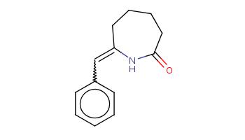 c1ccc(cc1)C=C2CCCCC(=O)N2