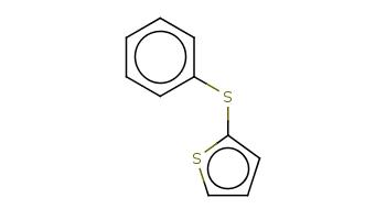 c1ccc(cc1)Sc2cccs2