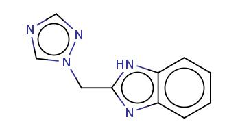 c1ccc2c(c1)[nH]c(n2)Cn3cncn3