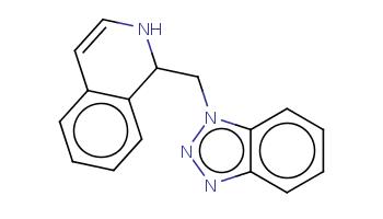 c1ccc2c(c1)C=CNC2Cn3c4ccccc4nn3
