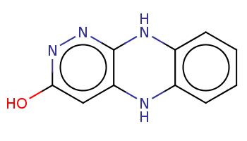 c1ccc2c(c1)Nc3cc(nnc3N2)O