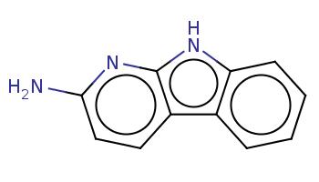 c1ccc2c(c1)c3ccc(nc3[nH]2)N