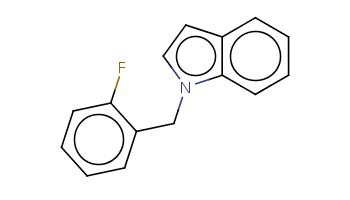 c1ccc2c(c1)ccn2Cc3ccccc3F