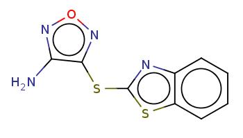 c1ccc2c(c1)nc(s2)Sc3c(non3)N