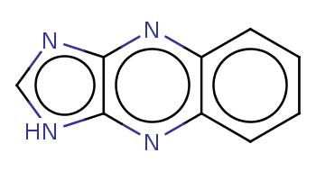 c1ccc2c(c1)nc3c(n2)nc[nH]3