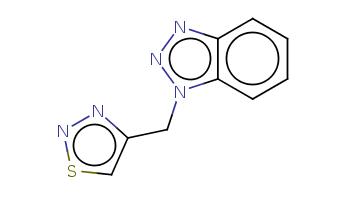 c1ccc2c(c1)nnn2Cc3csnn3