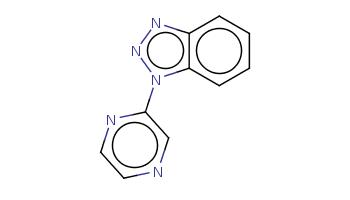 c1ccc2c(c1)nnn2c3cnccn3