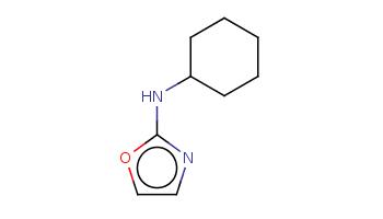 c1coc(n1)NC2CCCCC2